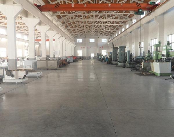高压均质机厂房环境